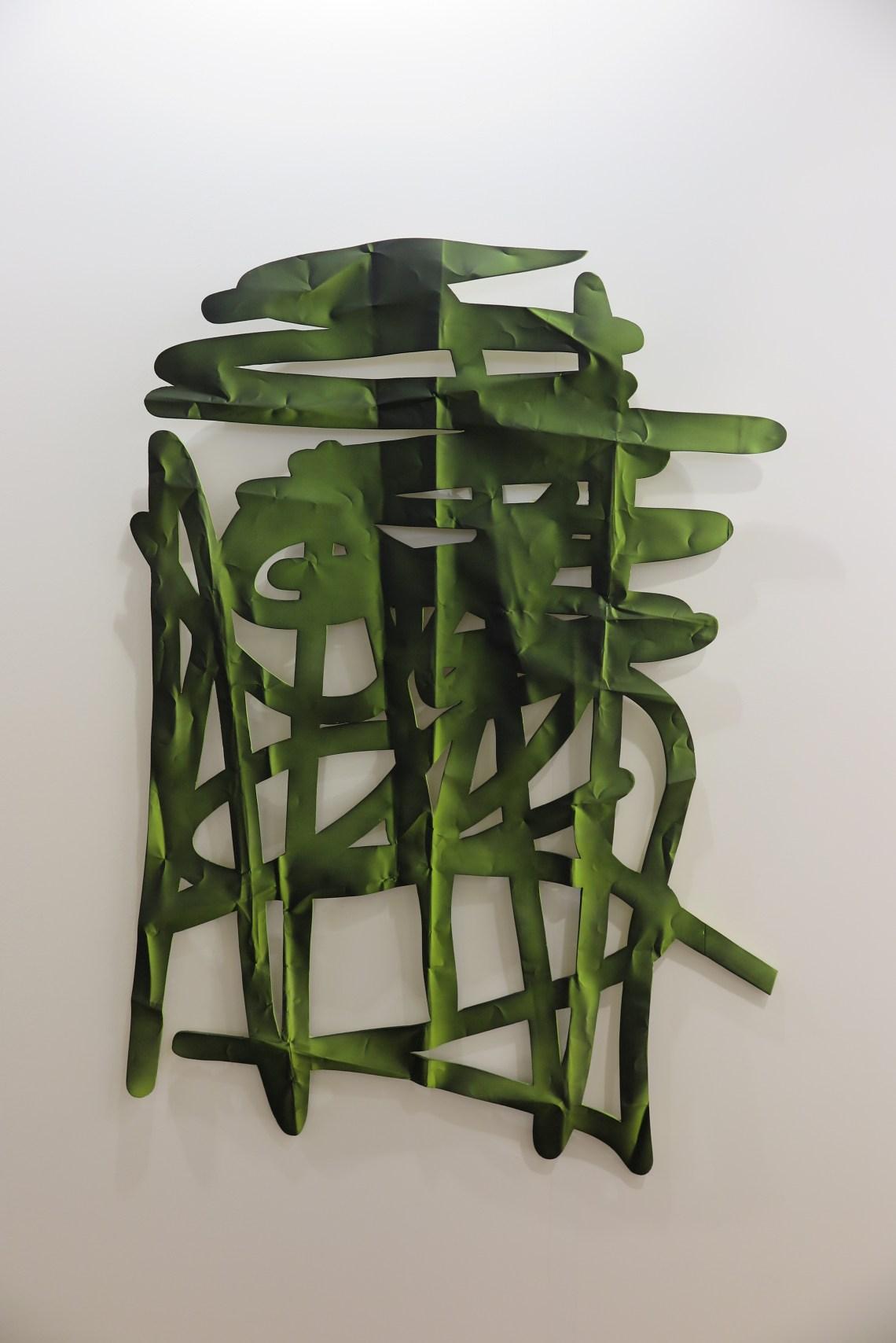 Galerie: Acappella, kunstenaar: Pennacchio Argentato (New)