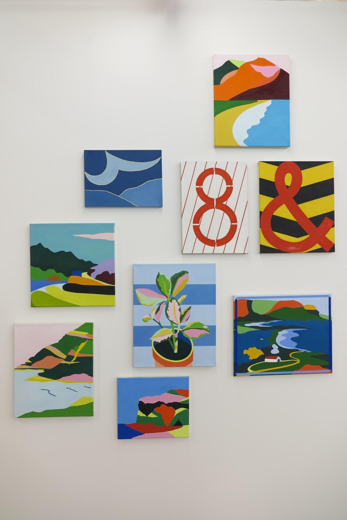 Galerie: Pablo's Birthday. Kunstenaar: Tessa Perutz  (Main)
