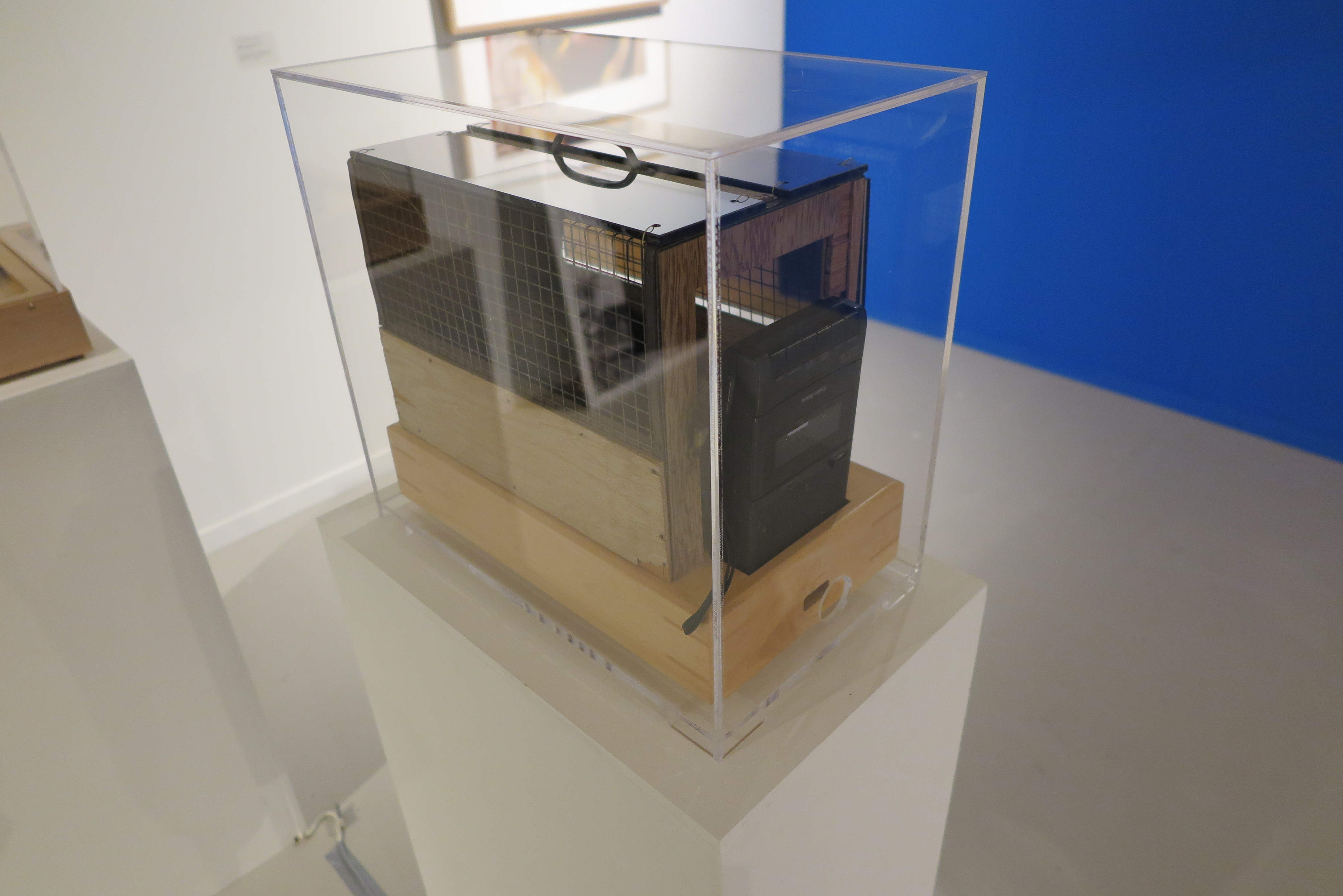 Lynn Hershmann Leeson - The Breathing machine 3