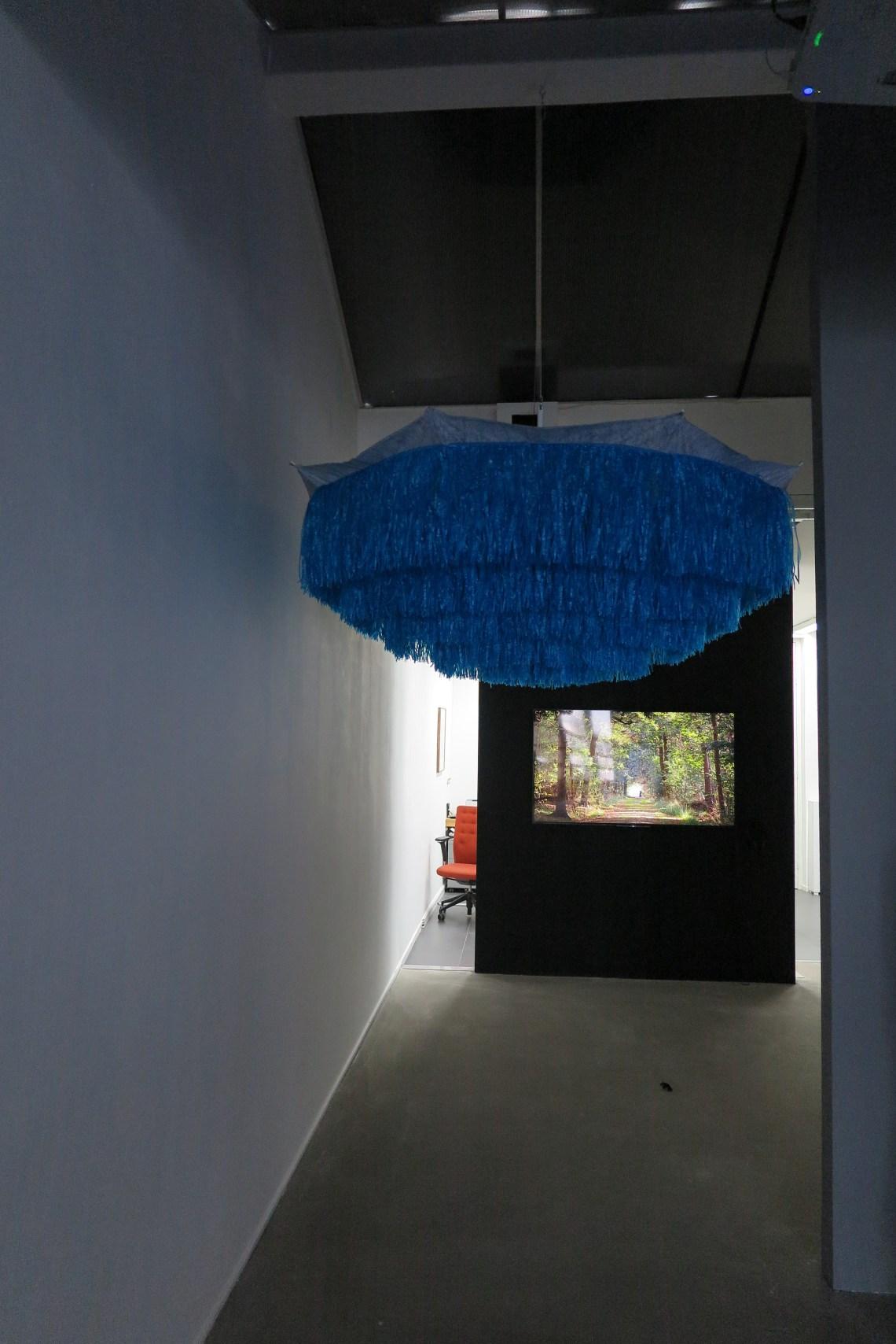 Inge Meijer -Installatie bij Akinci
