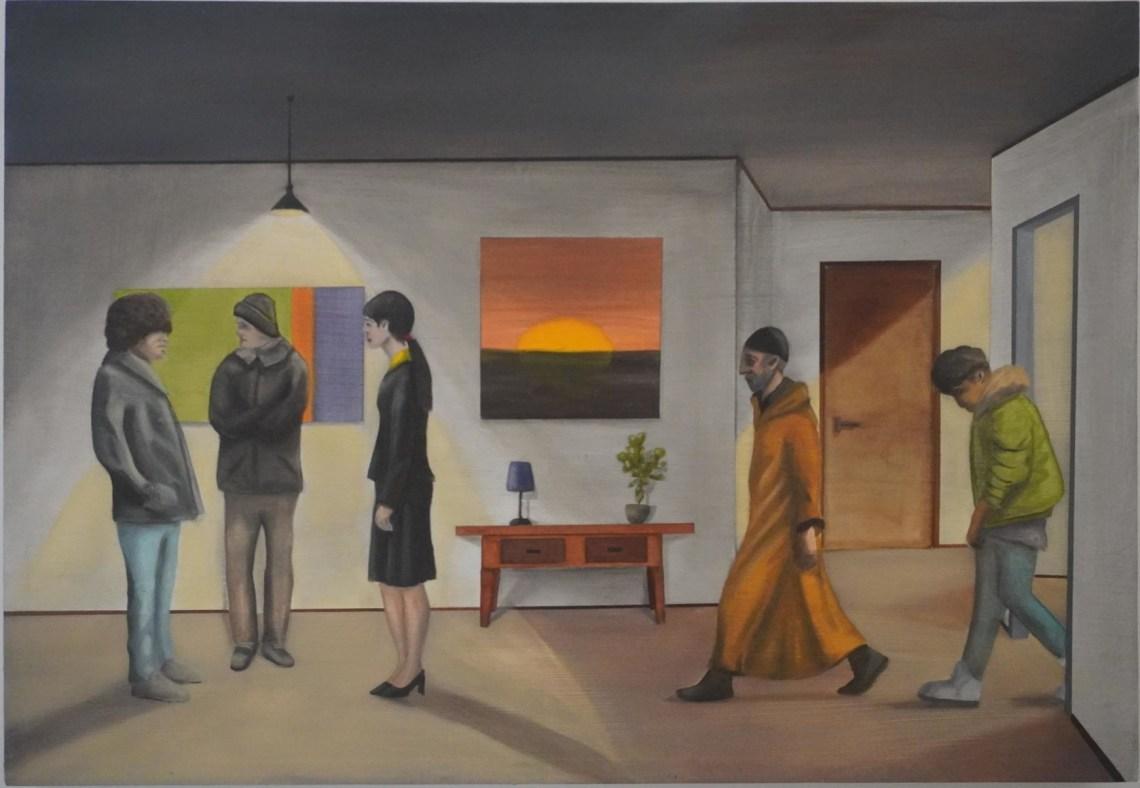 Mo Arab - galerie Logman