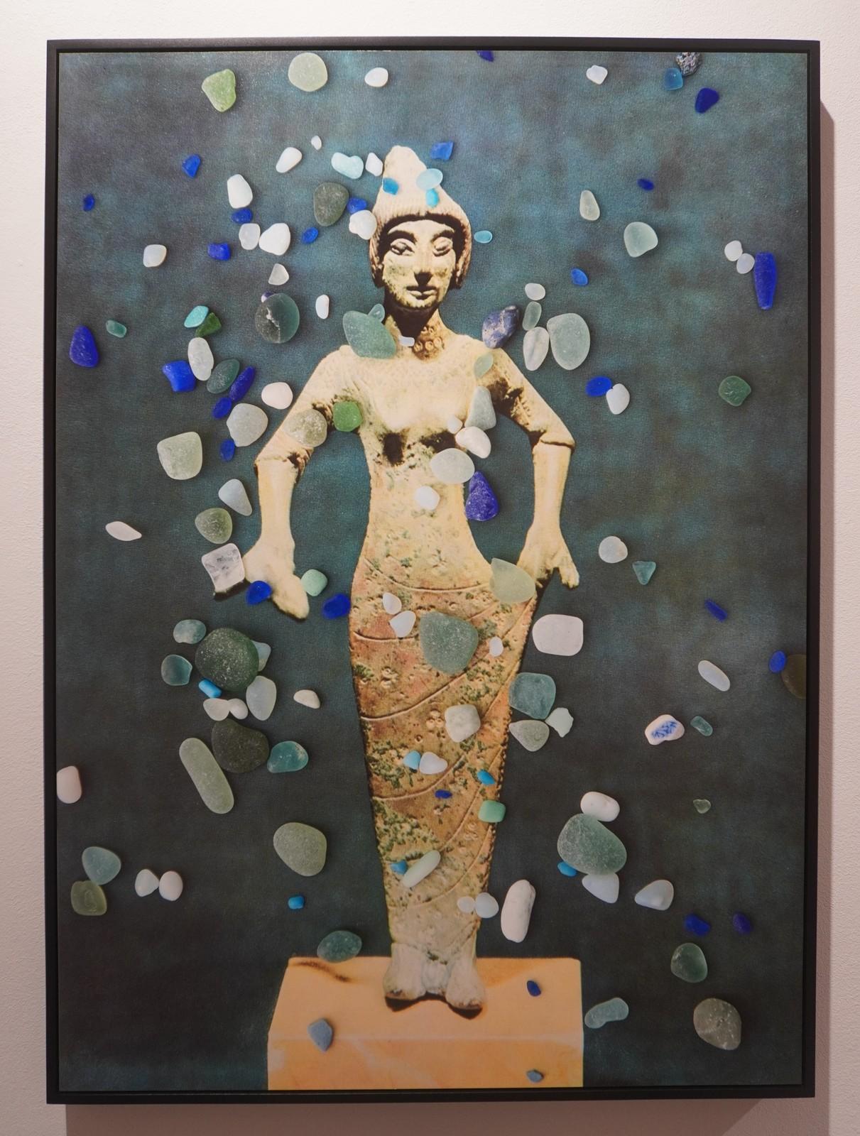 Laurence Aëgerter - galerie Caroline O'Breen