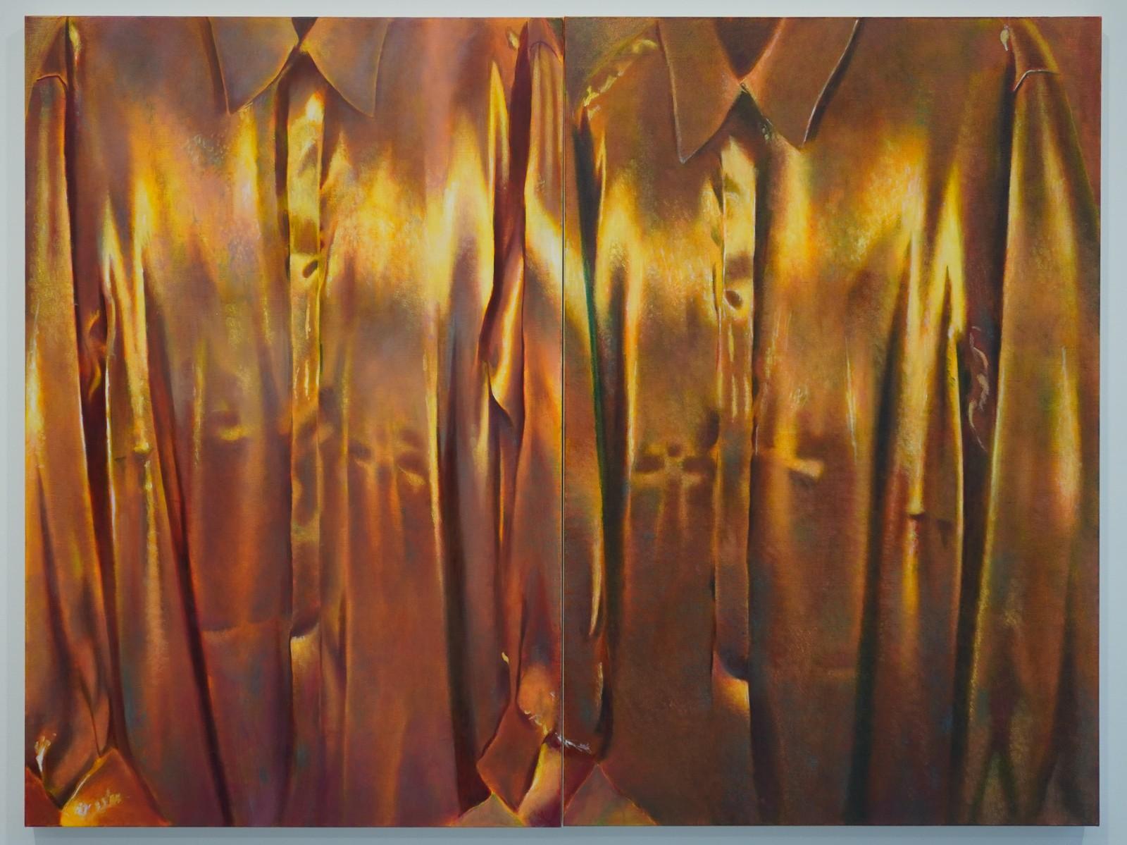 Louise Giovanelli - galerie Grimm (van Baerlestraat)