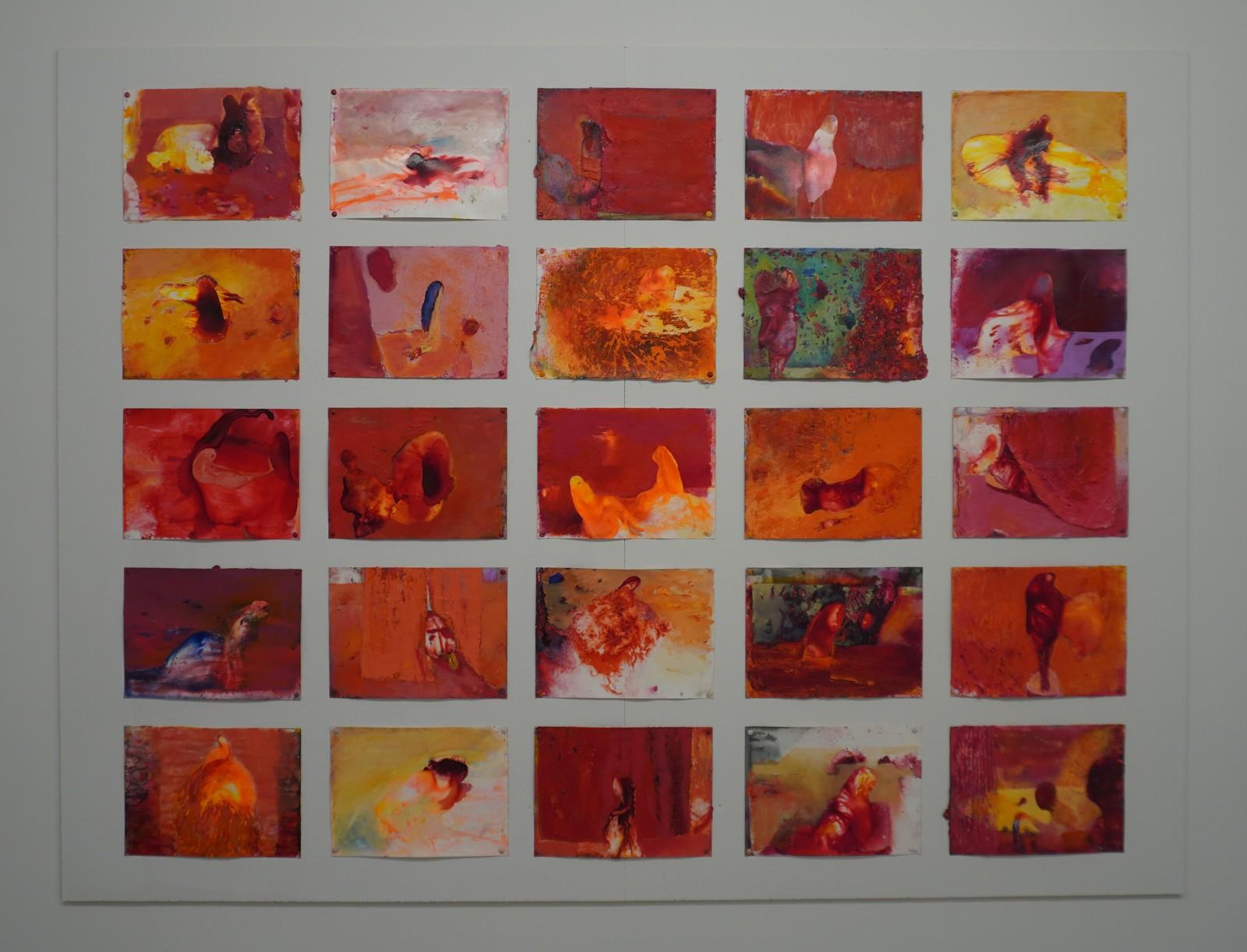 Penny Siopis - galerie Stevenson