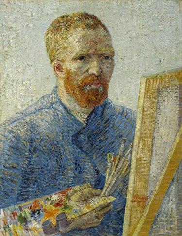 Vincent van Gogh - Zelfportret