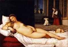 Titiaan - de Venus van Urbino