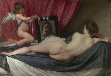 Diego Velazquez - het Toilet van Venus