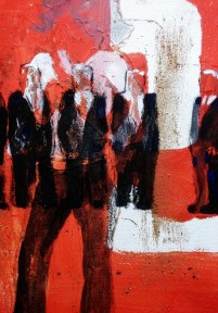 Party, 40x50, 300 €