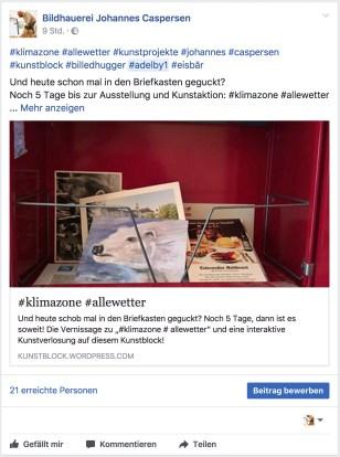Beispiel #facebook