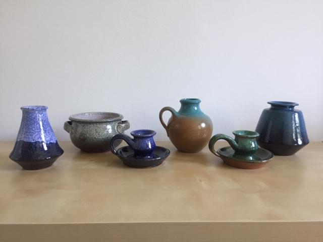 Keramik von Karl Timmler
