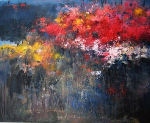The abstract language of flowers