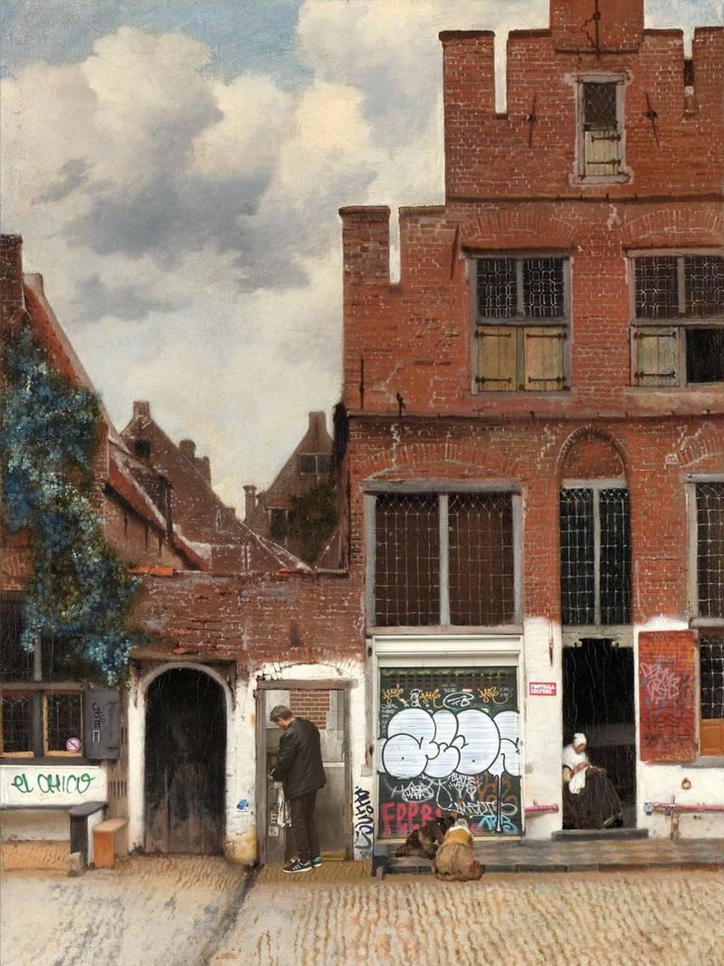 The Little Street Vandal (2017) - Maartje Jaquet