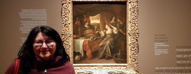 mauritshuis museumbezoeker