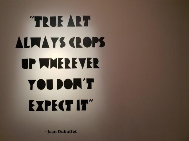 Art Brut - Jean Dubuffet revolutie in de kunst