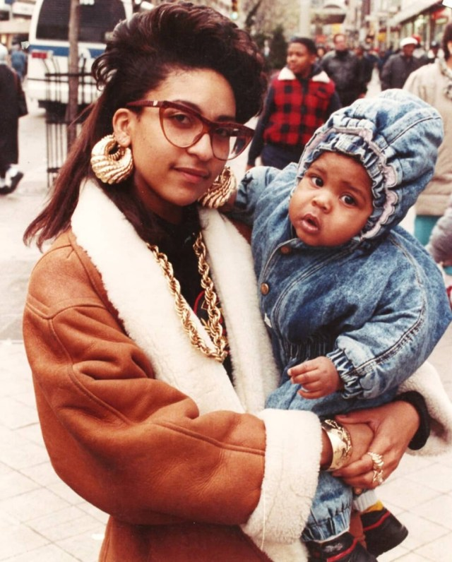 A Mother's Love, Brooklyn, NYC 1987