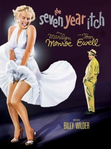 The Seven Year Itch - Monroe