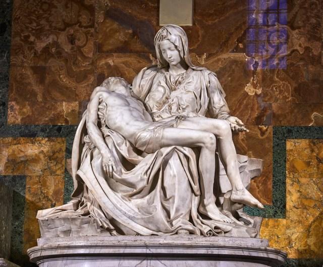 Piëta - Michelangelo