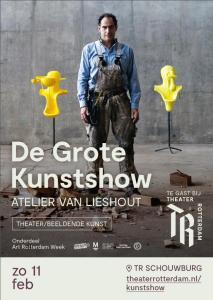 De Grote Kunstshow - Atelier van Lieshout