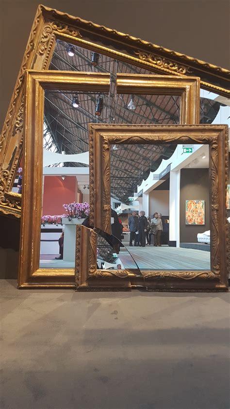 The form of a mirror - Michelangelo Pistoletto