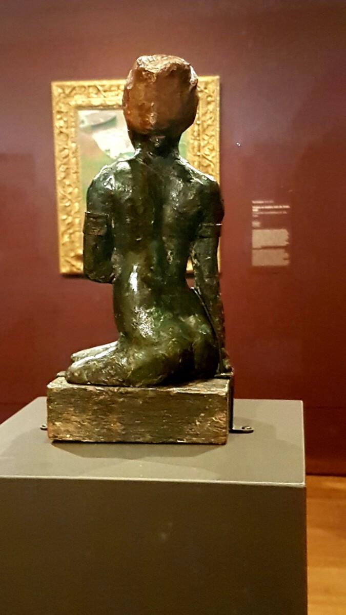 vrouw van martinique gauguin