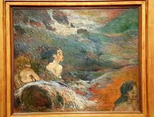 badende vrouwen charles laval