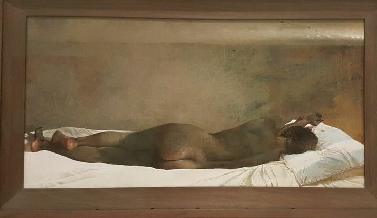 Barracoon (1976 van Andrew Wyeth)