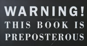 Warning this book is preposterous