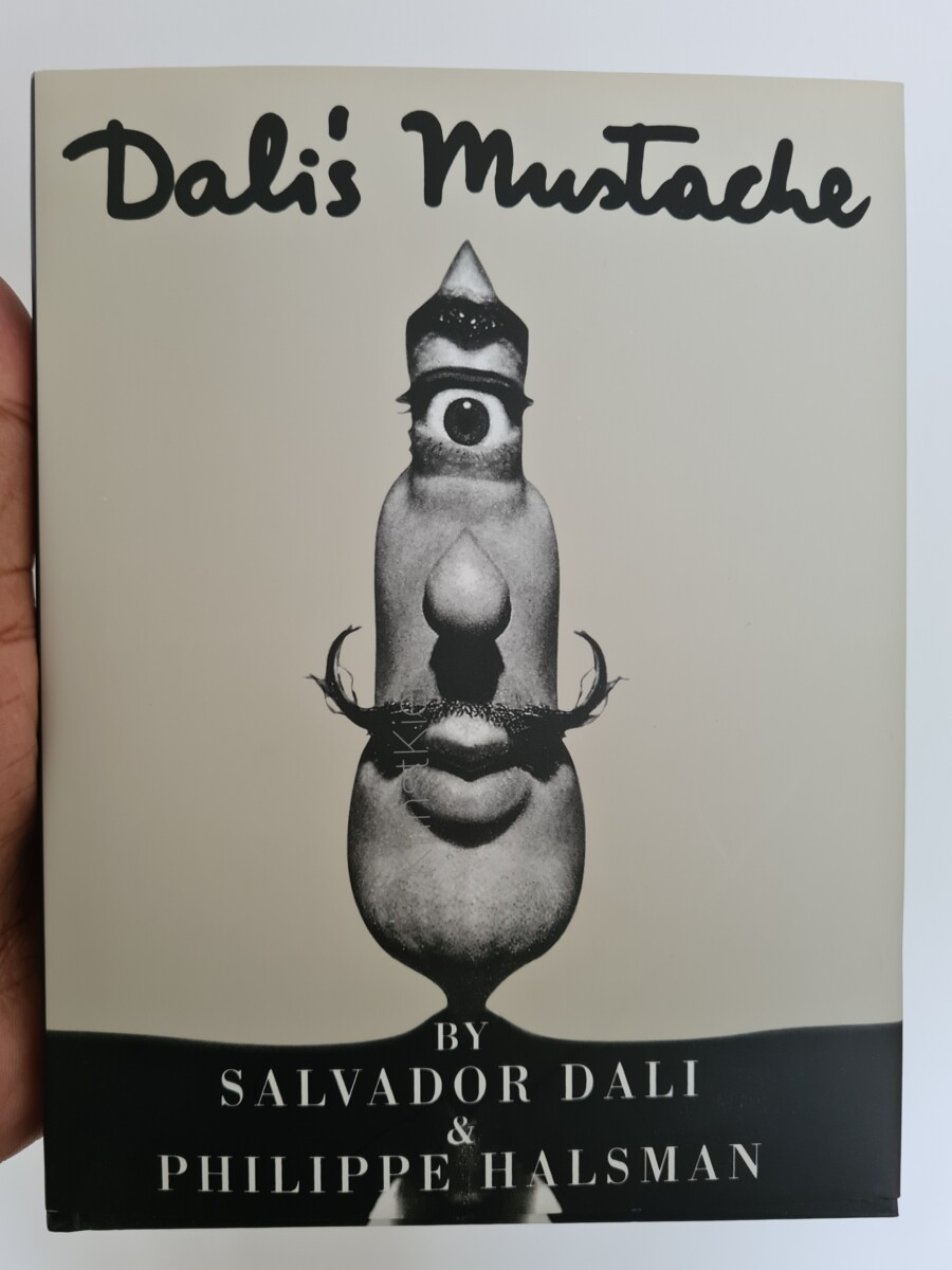 Dali's Mustache - Halsman
