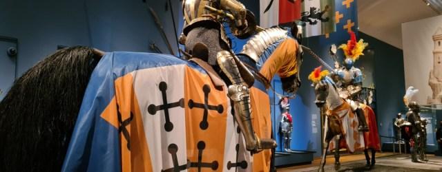toernooisetting van ridders