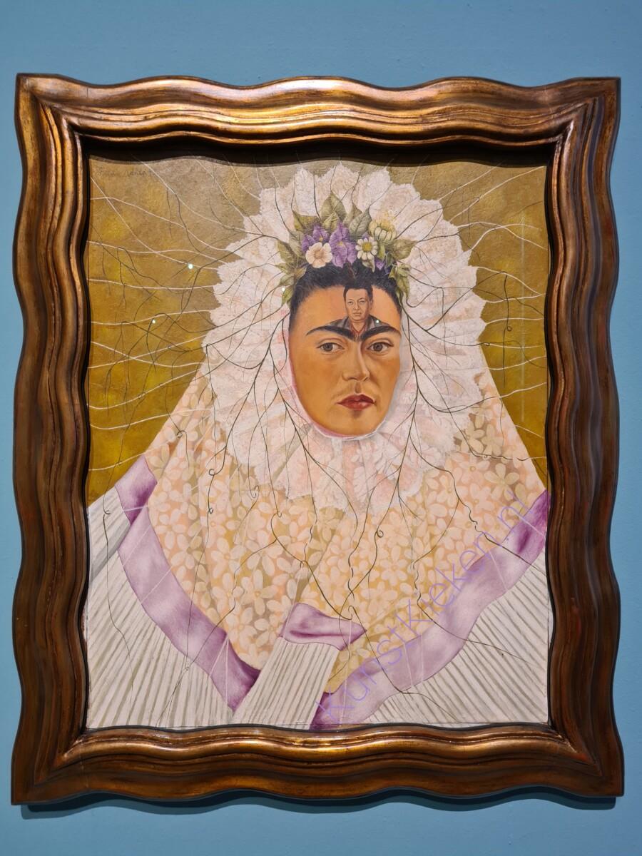 Diego in mijn gedachten - 1943 - Frida Kahlo