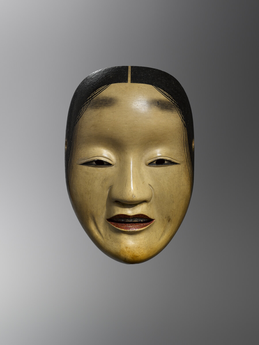 Shakumi Noh Masker -