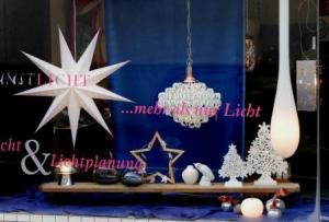 Fenster weihnachten links