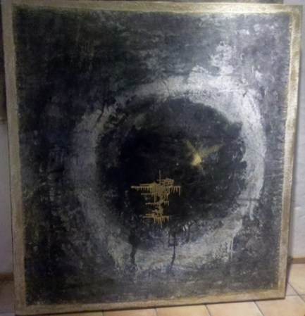 Titelbild Aussstellung 160x160 cm