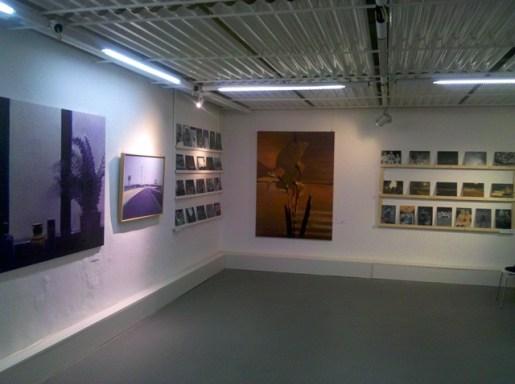 KUNSTMASSNAHMEN Heidelberg, Ausstellung Martin Sander 2