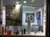 4 Ausstellung Jana Bergemann, KUNSTMASSNAHMEN Jürgen Leibig