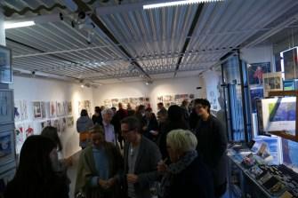 Vernissage Kati Elm Heidelberg 20.11.16