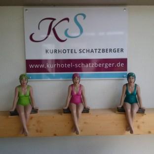 Schwimmerinen IV ausverkauft
