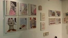 Ausstellung Kati Elm Unikate und Auflagen 26.11.18