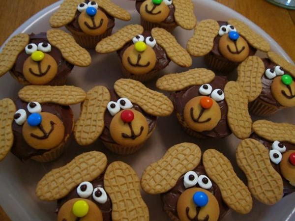 Ideen fuer Cupcakes Dekor  KunsTopde