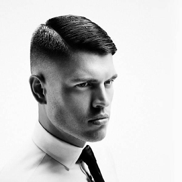 Greaser Rockabilly Frisuren Kurze Haare Für Männer KunsTop De