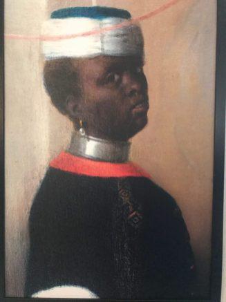 Joyce Vlaming, Act II, Portraits