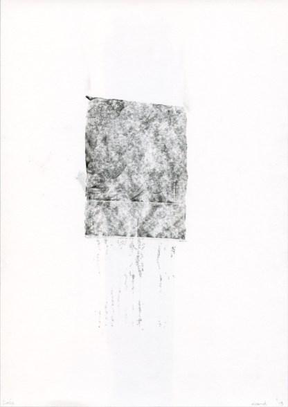 Ascend Liesje van den Berk Grafietpotlood op papier 21 x 29,7 cm