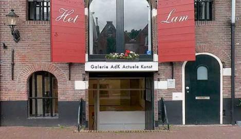 Galerie AdK, Prinsengracht 534 (hoogte Spiegelgracht) Amsterdam