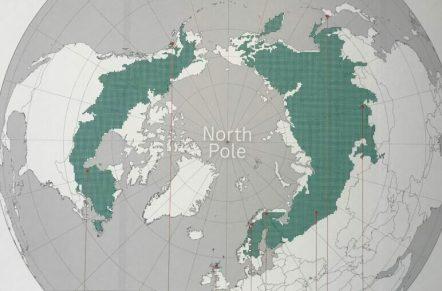 Het noordelijk halfrond; de boreale bossen.
