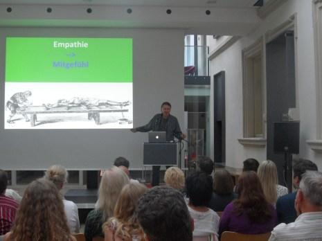 """Abendvortrag """"Wildes Denken. Wie Affen die Welt sehen"""" mit Prof. Dr. Volker Sommer (University College London)"""