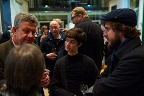 Eröffnung Juergen Teller, Foto: Markus Faber