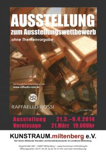 Ausstellungswettbewerb Ausstellung