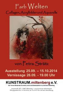 Plakat Strätz