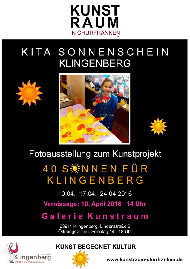 Plakat 40 Sonnen