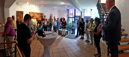 Vernissage Ernst Fuss
